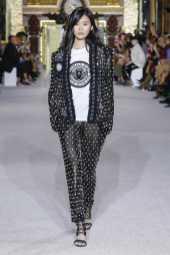 Ming Xi - Balmain - Spring 2018 Ready-to-Wear