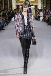 Aleyna Fitzgerald - Balmain - Spring 2018 Ready-to-Wear