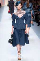 He Cong - Fendi Spring 2018 Ready-to-Wear