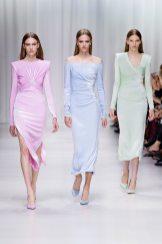 Lex Herl - Sarah Dahl - Versace Spring 2018 Ready-to-Wear