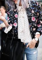 Çiçekli Desen Trendi