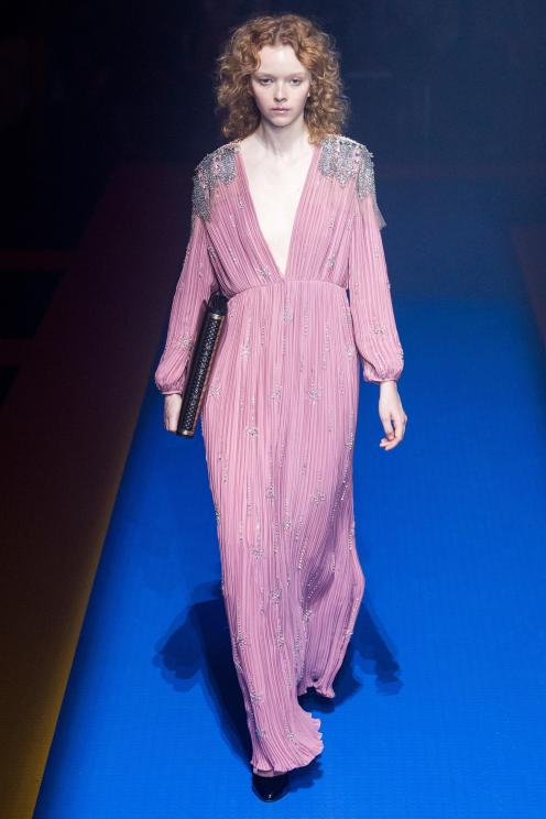 Lily Nova - Gucci Spring 2018 Ready-to-Wear