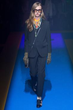 Mads Teglers - Gucci Spring 2018 Ready-to-Wear
