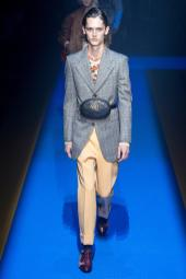 Ilja Van Vuuren - Gucci Spring 2018 Ready-to-Wear