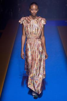 Alicia Burke - Gucci Spring 2018 Ready-to-Wear