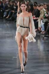 Valery Kaufman - Mugler Spring 2018 Ready-to-Wear