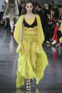 Michelle Gutknecht - Mugler Spring 2018 Ready-to-Wear