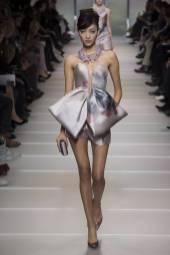 Aqua Parios - Armani Privé Spring 2018 Couture