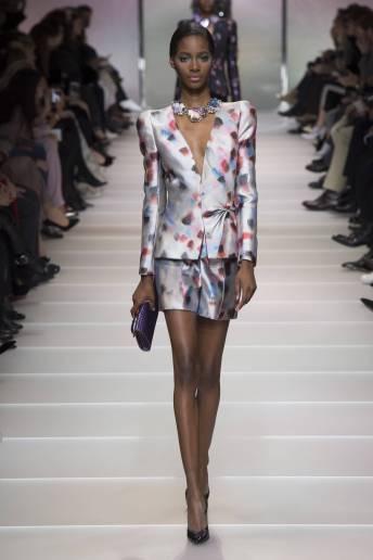 Tami Williams - Armani Privé Spring 2018 Couture