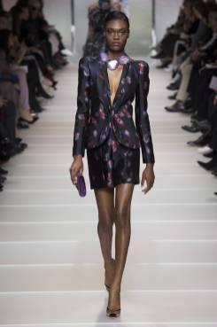 Naki Depass - Armani Privé Spring 2018 Couture