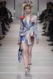 BB Jean - Armani Privé Spring 2018 Couture