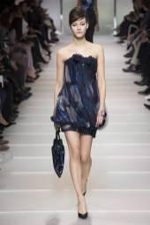 Greta Varlese - Armani Privé Spring 2018 Couture