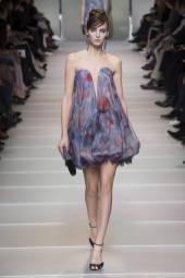 Estella Brons - Armani Privé Spring 2018 Couture