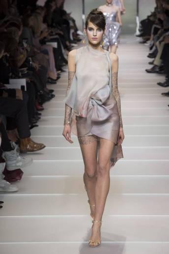 Anastasia Kuznetsova - Armani Privé Spring 2018 Couture