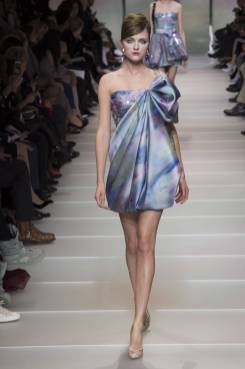 Vlada Roslyakova - Armani Privé Spring 2018 Couture