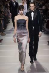 India Ruiterman - Armani Privé Spring 2018 Couture