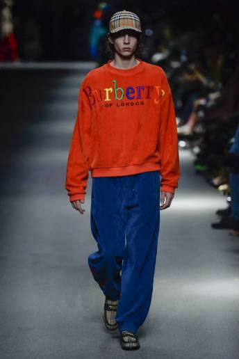 Madis Kuik - Burberry Spring 2018 Ready-to-Wear
