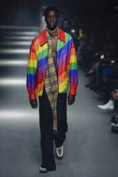 Babacar N'Doye - Burberry Spring 2018 Ready-to-Wear