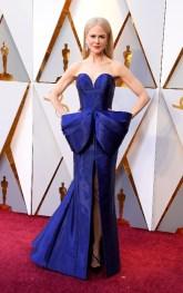 Nicole Kidman - Elbise: Armani Privé, Ayakkabı: Christian Louboutin, Takılar: Harry Winston
