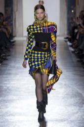 Faretta - Versace Fall 2018 Ready-to-Wear