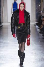 Vittoria Ceretti - Versace Fall 2018 Ready-to-Wear