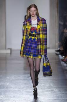 Rianne van Rompaey - Versace Fall 2018 Ready-to-Wear