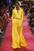 Fatou Jobe - Brandon Maxwell - Spring 2019 Ready-to-Wear