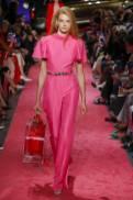 Eliza Kallmann - Brandon Maxwell - Spring 2019 Ready-to-Wear