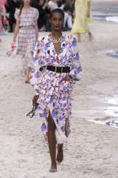 Tami Williams - Chanel Spring 2019 Ready-to-Wear