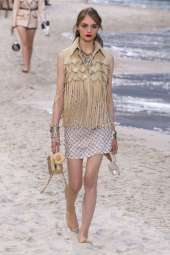 Fran Summers - Chanel Spring 2019 Ready-to-Wear