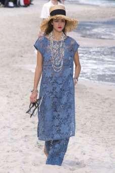 Emm Arruda - Chanel Spring 2019 Ready-to-Wear
