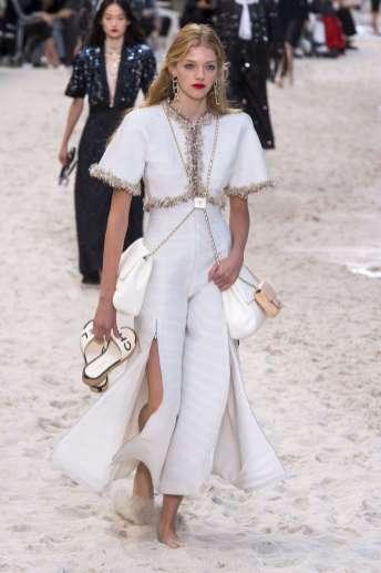 Eliza Kallmann - Chanel Spring 2019 Ready-to-Wear