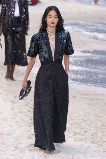 Hyun Ji Shin - Chanel Spring 2019 Ready-to-Wear