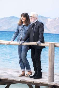 Karl Lagerfeld - Chanel Spring 2019 Ready-to-Wear