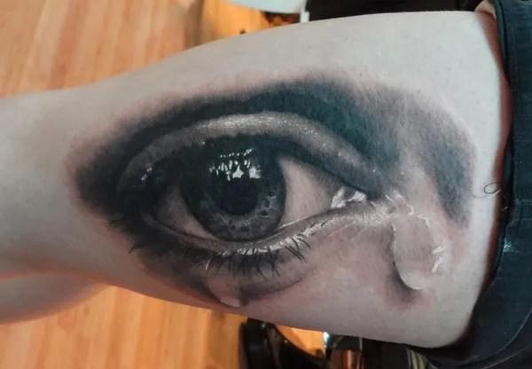 22 Fotos De Impresionantes Tatuajes 3d Para Mujeres Modaellascom