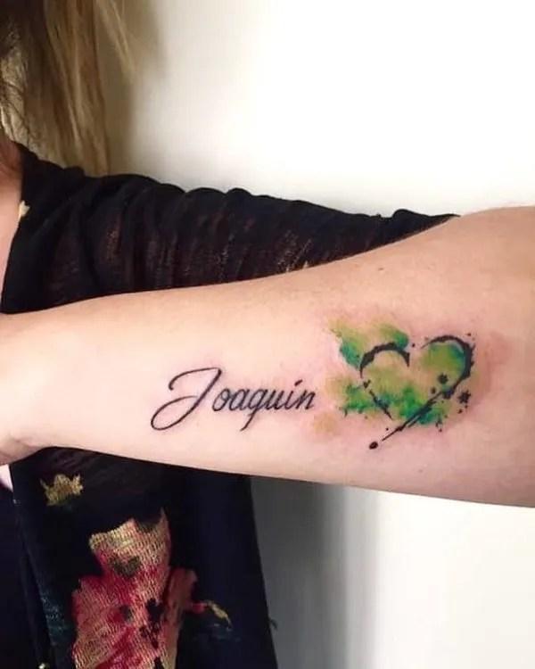 Los Tatuajes De Acuarela Para Mujeres Que Seguro Que Vas A Querer