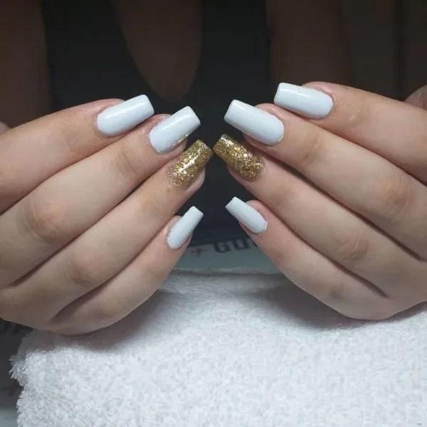 Diseños Uñas Blancas Decorados De Uñas