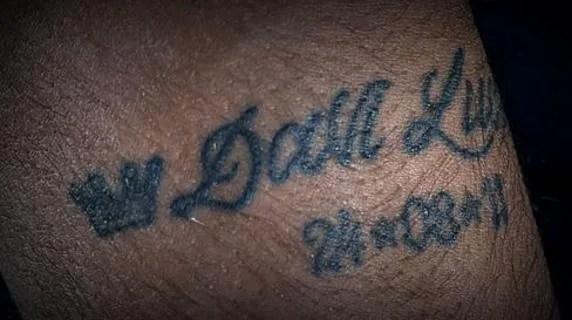 Los Fotos De Los Tatuajes De Neymar 2016 Modaelloscom