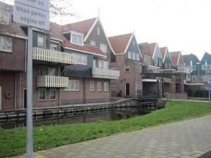 Casas em Volendam (Holanda)