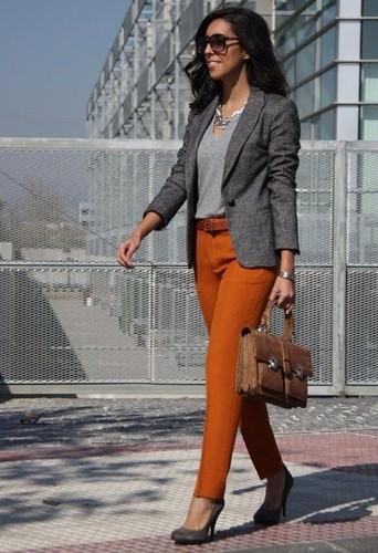 Como combinar cor de laranja - Nível Básico 8