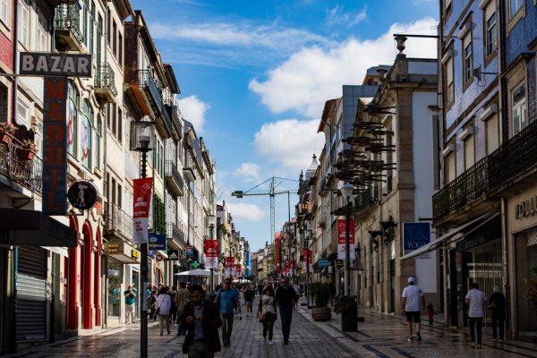 Rua de Santa Catarina, Porto