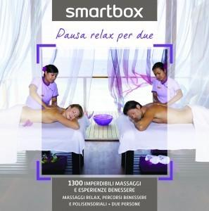 Ancora pi bellezza relax e benessere con i nuovi cofanetti Smartbox  Moda Beauty  Style