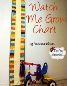 Watch me grow chart also moda bake shop rh modabakeshop