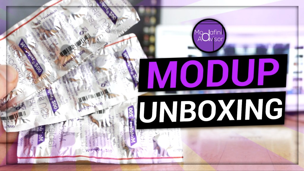 modup unboxing