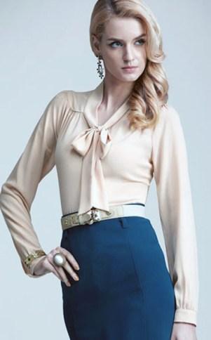 en yeni bluz modelleri