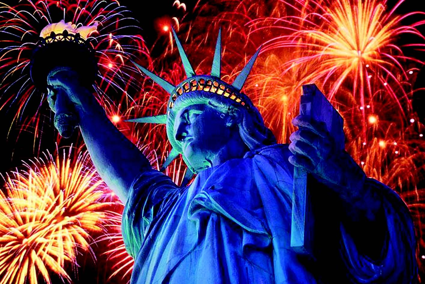 Image result for Happy Birthday, America!