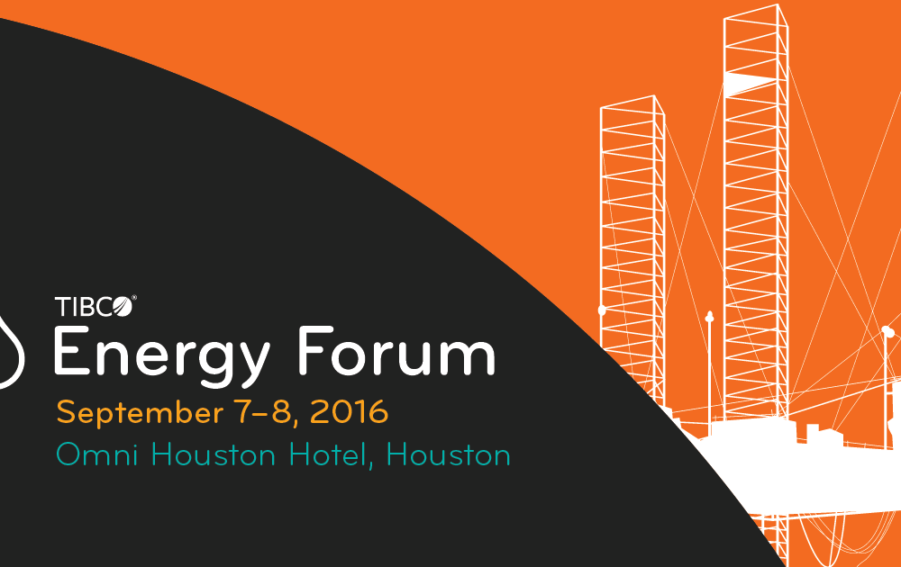 Energy Forum and Driving Business with Data