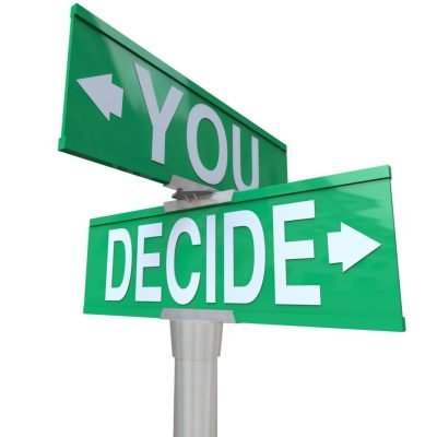 Change Your Decisions, Change Your Trajectory