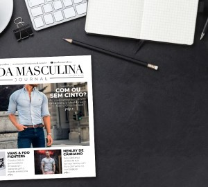 Moda Masculina Journal #009