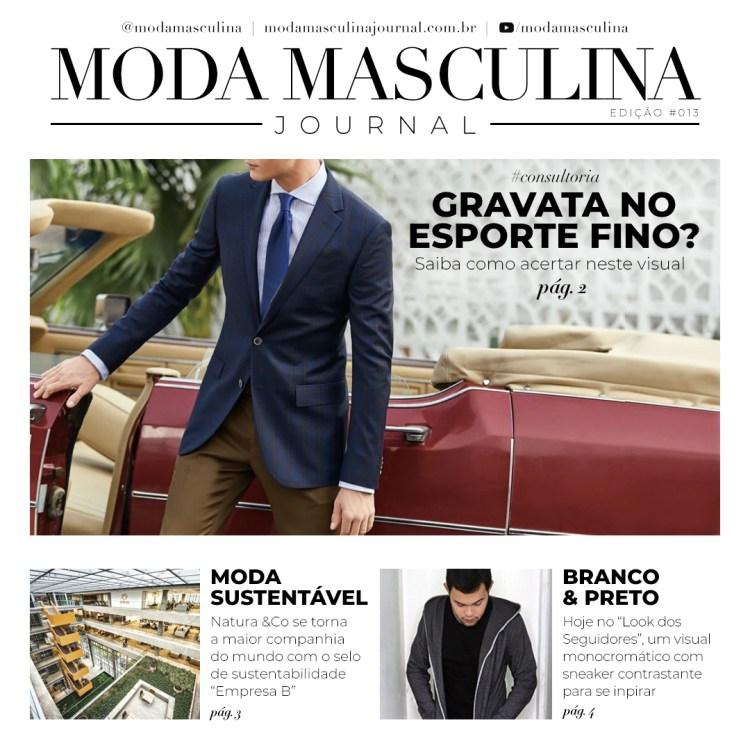 Moda Masculina Journal #013